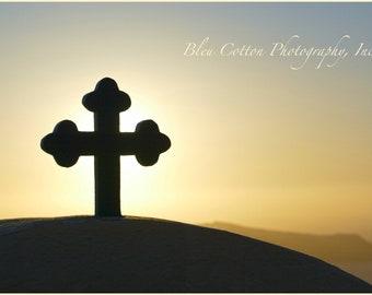 Cross of Santorini
