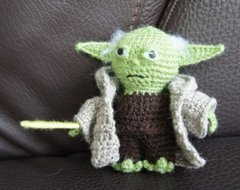 Items Similar To Ackbar And Yoda Amigurumi And Clothes Pattern On Etsy