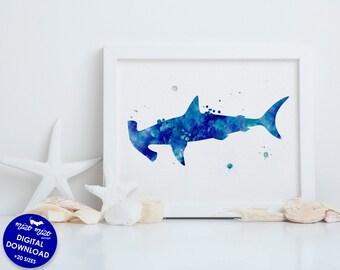 Printable SEA LIFE ART