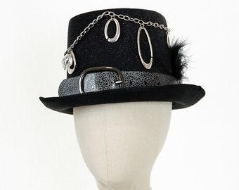28d42b53cf7 Snakeskin hat band