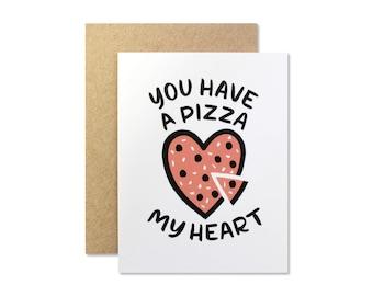 Pizza mon coeur