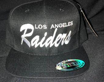 LA RAIDERS HATS