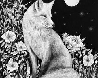 Living Fox   Original