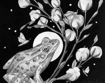 Living Frog l Original