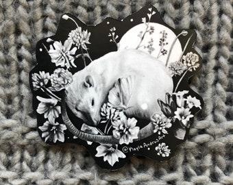 Sleeping Rat Sicker