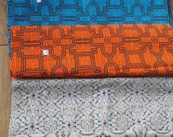 Peruvian Amazonian Shipibo Ikaro Ayahuasca Fabric