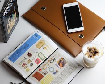 Leather laptop bag/macbook pro bag/macbook air bag/leather macbook bag/laptop bag women/macbook case/business bag/laptop bags/leather bag