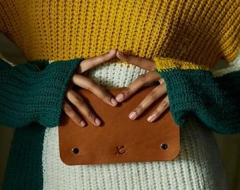 Fanny pack / Belt bag/waist bag/leather fanny pack/hip bag/Bum bag/leather belt pouch/hip bag/pocket belt/leather belt bag/women belt bag