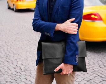 MEW Macbook pro 16 case/laptop sleeve/leather laptop bag/macbook air 13 case/leather purse/leather satchel/personalized gift/macbook pro 13