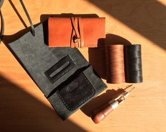 Tobacco pouch/ Leather tobacco case/Leather pouch/groomsmen gift/personalized pouch/cigar pouch/Gift for him