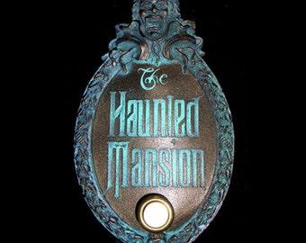 Haunted Mansion Etsy