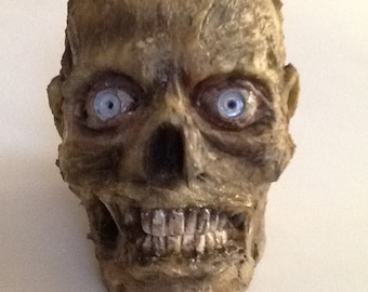 Walking Dead Zombie Head