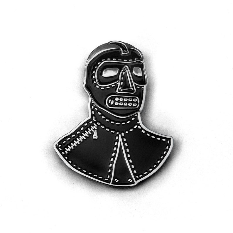 Isolationist Pin