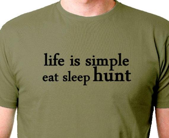 Lustige Im Freien Manner Jagd Hemd Deer Hunt T Shirt Men Etsy