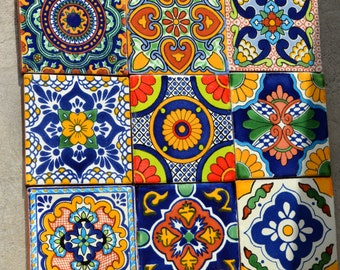 Mexican Tiles By MexicanTiles On Etsy - Discount mexican tile