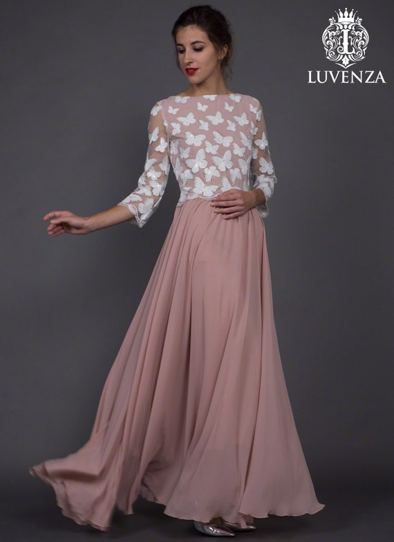 Sequin Top Prom Dresses