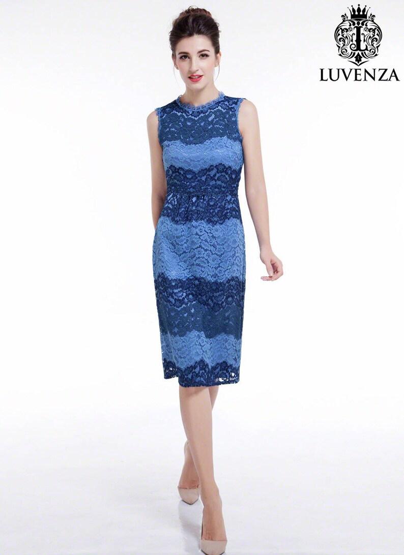 Elegant Knee Length Evening Dresses