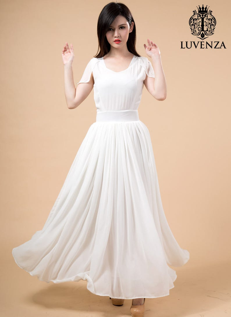 e821f18e9535 Lime Green Maxi Dress with V Neck & V Back Long Prom Dress | Etsy