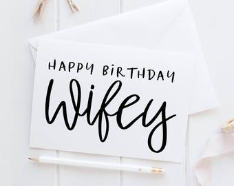 Birthday Card Girlfriend