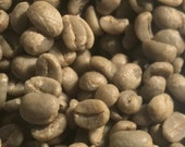 green coffee beans 5 pounds Burundi Masha