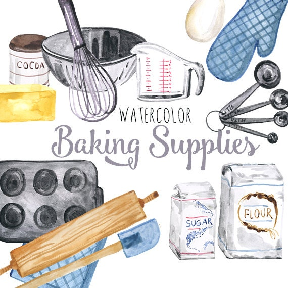 Image result for baking supplies