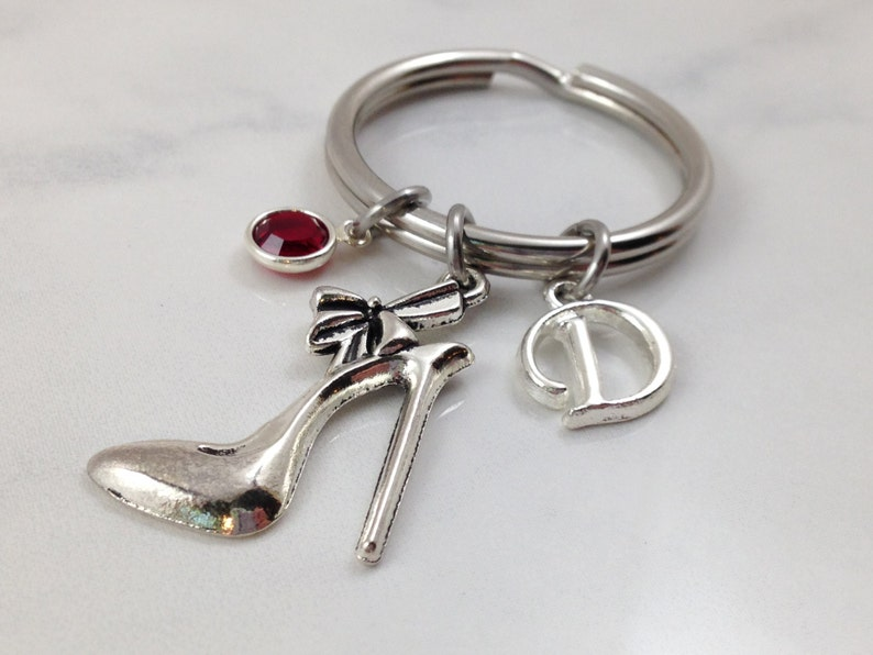 Shoe Keychain Stiletto Keychain High Heel Keychain Ladies  e9c5762660