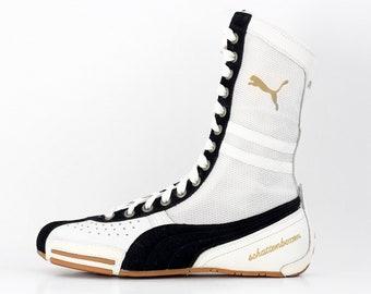 Boxing shoes Etsy  Etsy