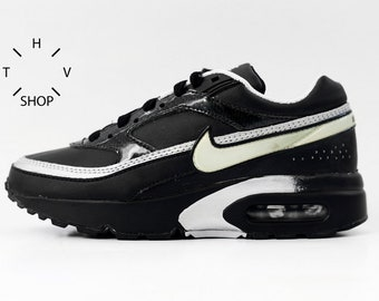 premium selection e4155 73e58 ... uk nos nike air classic bw preschool kids sneakers juniors kicks shoes  deadstock og ds black ...