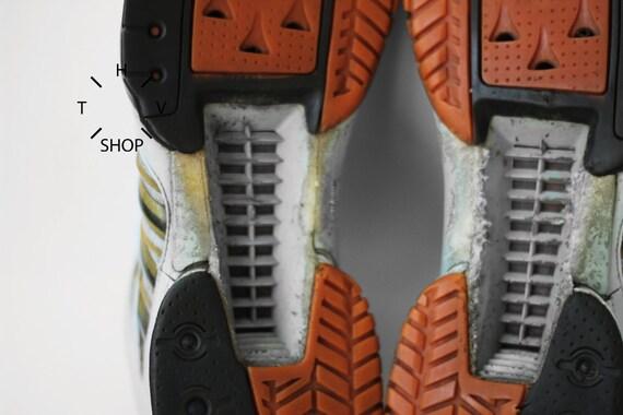 Vintage adidas ClimaCool sneakers A3 Twinstrike Grey Black kicks trainers EQT Equipment mens Deadstock OG Original Retro shoes 90s