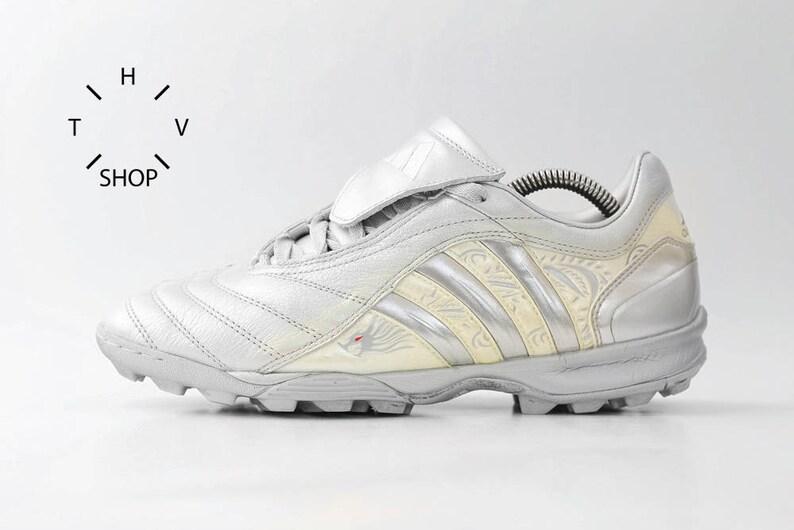 best sneakers a1f81 fd55d Scarpe calcio Adidas Predator Pulsion 2 TRX TF   Traxion Turf   Etsy