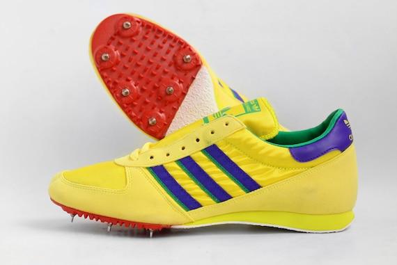 70er Jahre NOS Vintage adidas Adi Star Wettbewerb Schuhe Rad