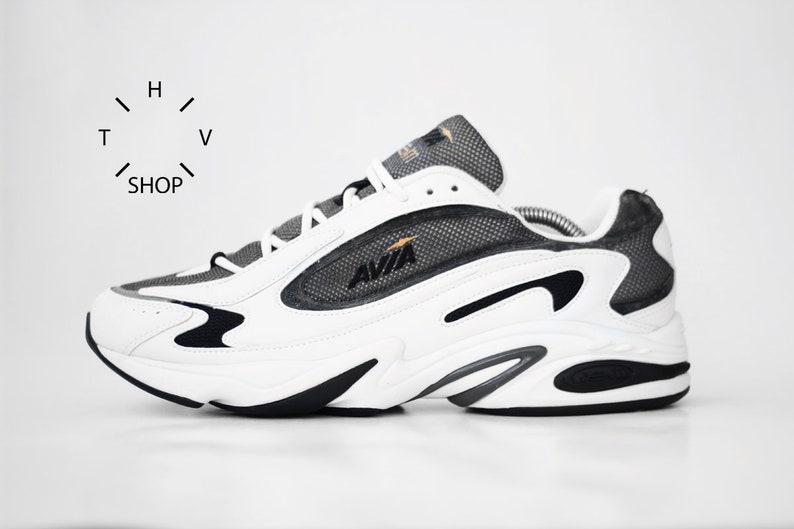 1999 NOS Vintage AVIA 285 Mwbs Foam Running sneakers    d4386621c