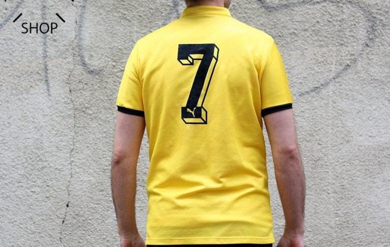 Vintage PUMA Crisan t-shirt   Mens PUMA Tshirt   Puma Soccer  cd20369bc