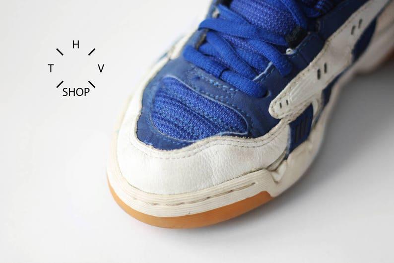 finest selection 55a8b e304b Vintage Adidas Equipment EQT hi tops  Basketball Bball  Etsy