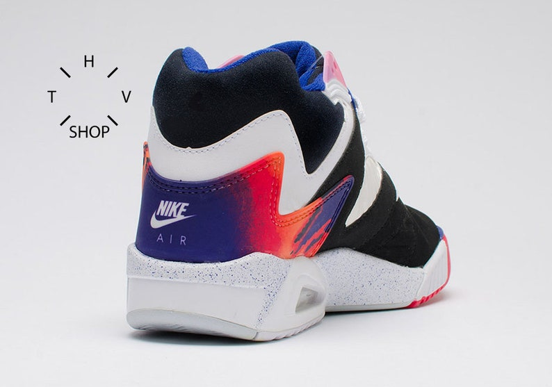 1e5796004980 Vintage Nike Air Tech Challenge IV sneakers   Hi Tops Andre