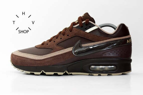 new product 9c257 f8b8e ... NOS Nike Air Classic BW sneakers Chocolate Pack brown suede Etsy ...