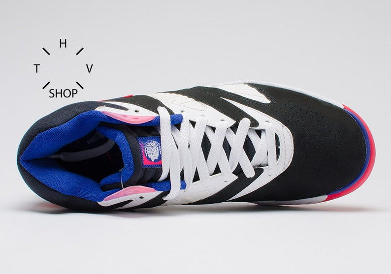 d3136e67e206ac Vintage Nike Air Tech Challenge IV sneakers   Hi Tops Andre Agassi ...