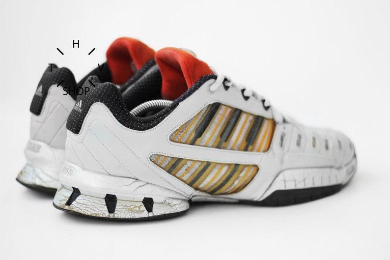 lowest price 78438 5eea8 Vintage adidas ClimaCool sneakers / A3 Twinstrike Grey Black kicks trainers  / EQT Equipment mens Deadstock OG Original Retro shoes / 90s