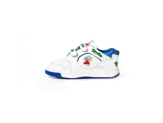 90s Blinky Bill vintage kids sneakers / Deadstock