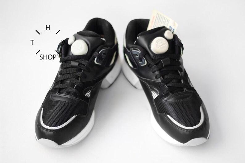 NOS 90s Vintage Reebok Classic Pump Graphlite sneakers   Black  a679a95e5