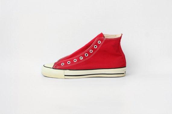 80s NOS Converse Chuck Taylor vintage sneakers / D