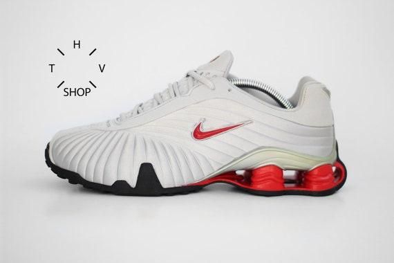 the latest 3e94f 4178a NOS Nike Shox Propulsion R4 vintage sneaker   Turbo kicks mens   Etsy