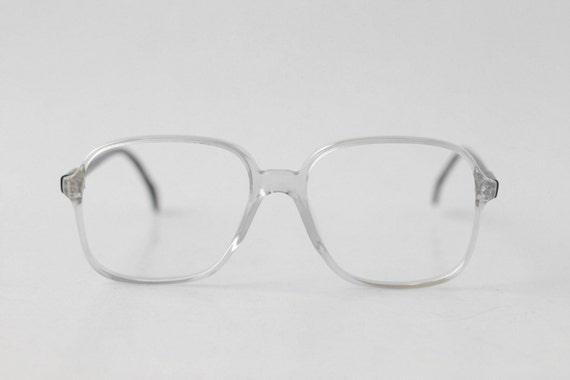 bbd75198596 NEOSTYLE Cockpit vintage eyeglasses   Translucent Optical