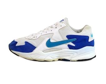 1996 vintage Nike Air Proton sneakers / 90s OG Nike Running 903007 146 kicks / Women's shoes trainers / 7.5US women's 5UK 38.5EU