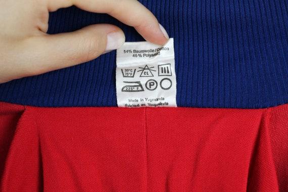 adidas Originals Graphic T Shirt Men's Casual Clothing WhitePurpleBlue