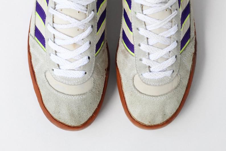 80s adidas Originals Indoor Super II vintage sneakers / 90s VQz4gQUT