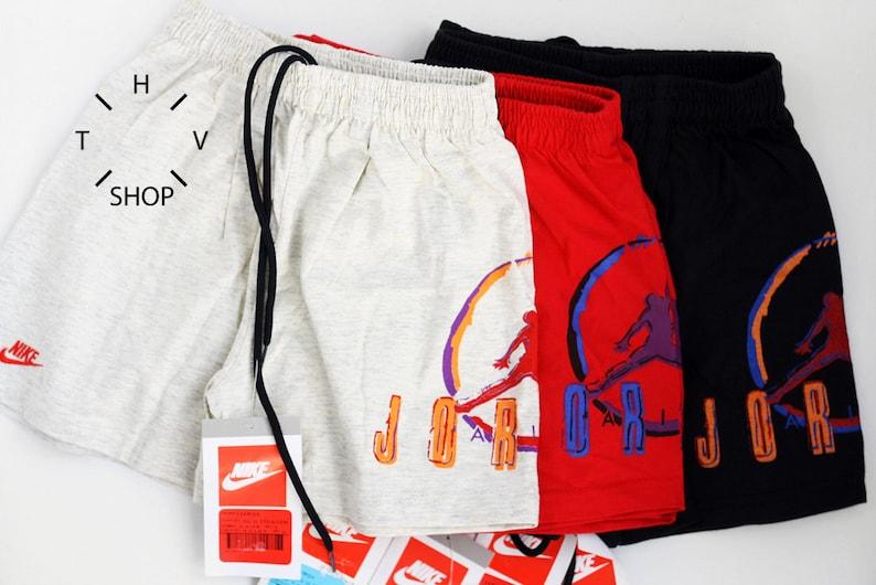 50c4096e645dfd NOS Vintage Nike Air Jordan Champion junior shorts   Kids