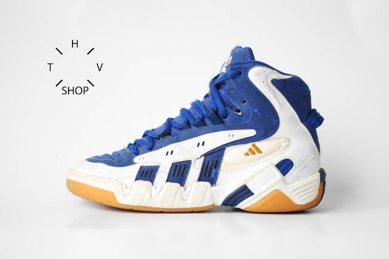 80db647b071c3 Vintage Adidas Equipment EQT hi tops   Basketball Bball