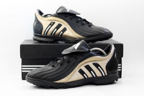 NOS Vintage adidas Bracara 2 TRXTF Traxion Turf Fußballschuhe og Fußball Stollen Predator Fußball Stiefel Herren Damen Kinder Cleats 90er
