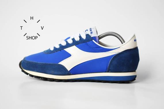 NOS 80s Vintage Diadora Orion sneakers   Deadstock Trainers    fb7ad970e